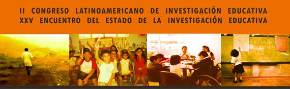 II Congreso Latinoamericano y XXV Encuentro del estado de la investigación educativa