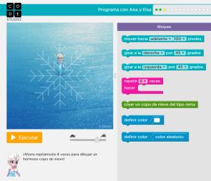 Frozen-code