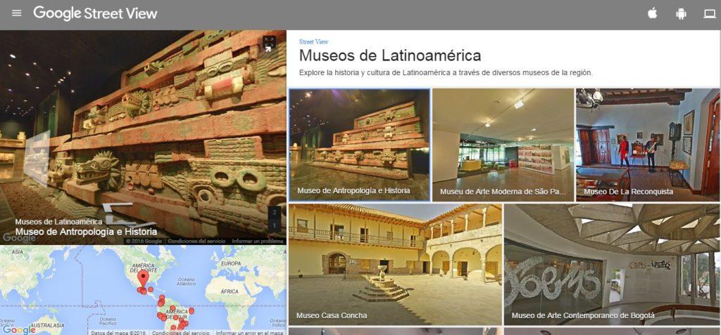 Museos de latinoamérica